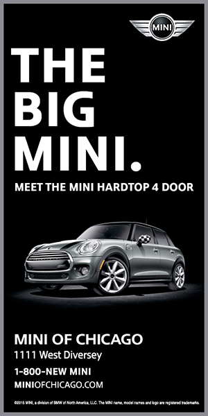 mini cooper chicago 1